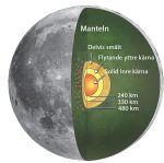 Månen –  Wikimedia.commons